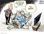 Cartoonist Gary Varvel  Gary Varvel's Editorial Cartoons 2007-11-03 2008 debate