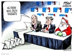 Cartoonist Gary Varvel  Gary Varvel's Editorial Cartoons 2007-12-14 Major League Baseball