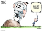 Cartoonist Gary Varvel  Gary Varvel's Editorial Cartoons 2007-12-15 professional athlete