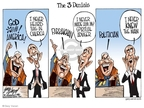 Cartoonist Gary Varvel  Gary Varvel's Editorial Cartoons 2008-05-01 never