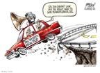 Gary Varvel  Gary Varvel's Editorial Cartoons 2008-05-05 1600 Pennsylvania Avenue