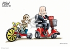 Cartoonist Gary Varvel  Gary Varvel's Editorial Cartoons 2008-06-16 different
