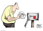 Cartoonist Gary Varvel  Gary Varvel's Editorial Cartoons 2008-06-30 401k