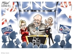 Gary Varvel  Gary Varvel's Editorial Cartoons 2008-08-27 2008 political convention