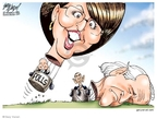 Cartoonist Gary Varvel  Gary Varvel's Editorial Cartoons 2008-09-10 John McCain