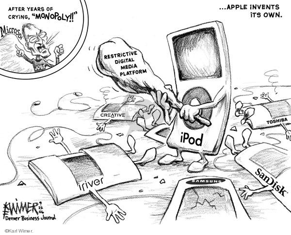 Cartoonist Karl Wimer  Karl Wimer Financial Cartoons 2006-09-22 software