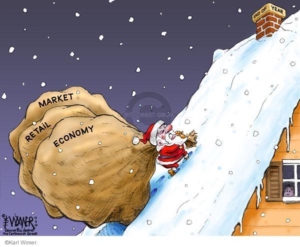 Karl Wimer  Karl Wimer Financial Cartoons 2010-12-03 Karl