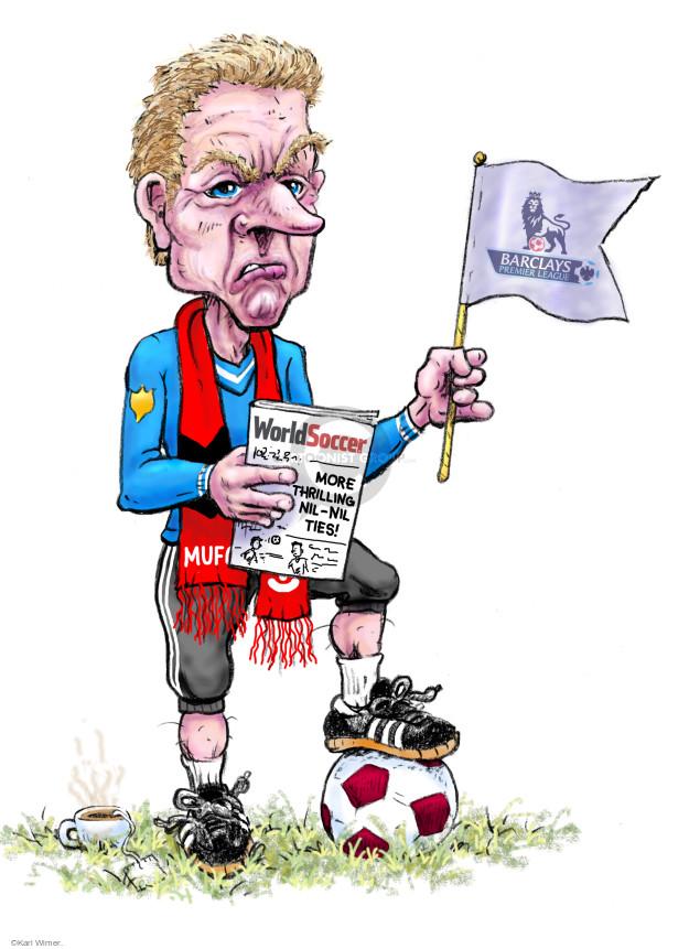 Karl Wimer  Karl Wimer Financial Cartoons 2015-02-26 Karl