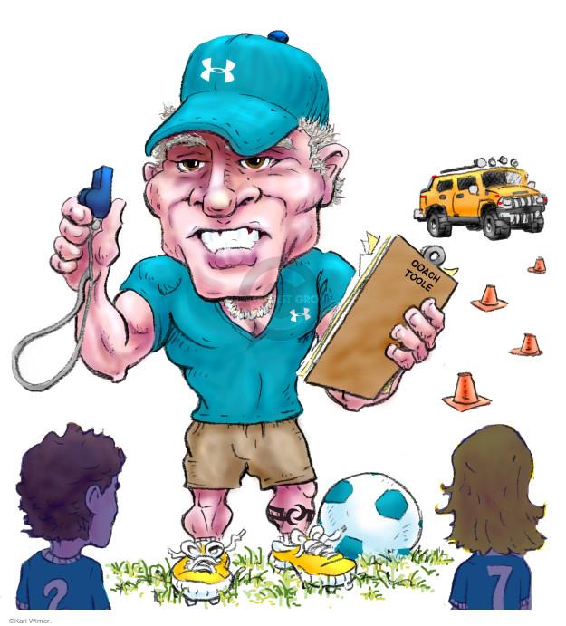 Karl Wimer  Karl Wimer Financial Cartoons 2015-07-21 Karl