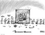 Cartoonist Karl Wimer  Karl Wimer Financial Cartoons 2009-06-05 good