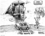 Karl Wimer  Karl Wimer Financial Cartoons 2009-07-31 2006