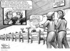 Cartoonist Karl Wimer  Karl Wimer Financial Cartoons 2004-07-06 who