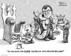Cartoonist Karl Wimer  Karl Wimer Financial Cartoons 2004-07-30 guy
