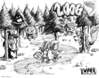 Karl Wimer  Karl Wimer Financial Cartoons 2006-11-03 2006