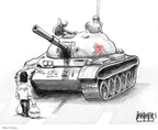 Cartoonist Karl Wimer  Karl Wimer Financial Cartoons 2010-03-26 his