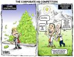 Cartoonist Karl Wimer  Karl Wimer Financial Cartoons 2010-06-04 education
