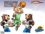 Cartoonist Karl Wimer  Karl Wimer Financial Cartoons 2012-03-16 March madness