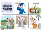 Cartoonist Karl Wimer  Karl Wimer Financial Cartoons 2012-05-18 education
