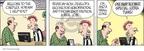 Cartoonist Jim Borgman Jerry Scott  Zits 2009-06-09 401k