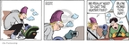 Comic Strip Jim Borgman Jerry Scott  Zits 2009-11-14 heat