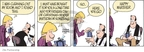 Cartoonist Jim Borgman Jerry Scott  Zits 2009-11-21 father's day